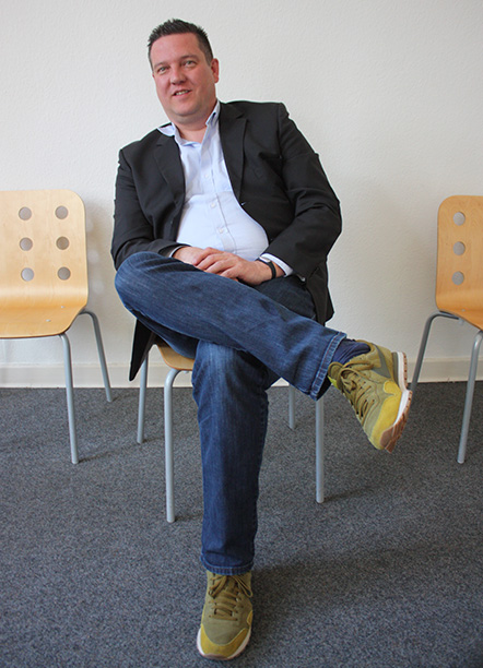 Portrait von Gerd Zimmek, Psychologe und Mentalcouch aus Mönchengladbach